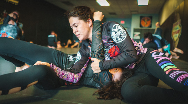 3 Reasons Why Women Should Train Jiu Jitsu