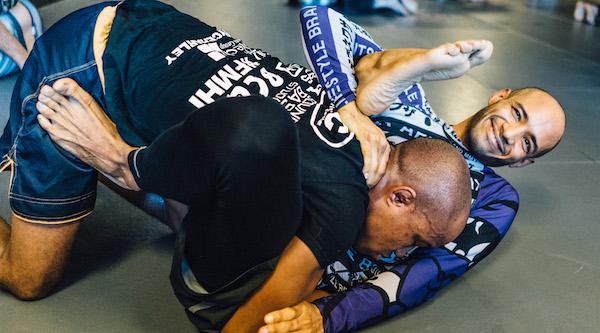 5 Fitness Benefits of Jiu Jitsu