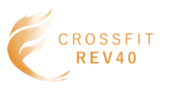 CrossFit Rev 40 Logo