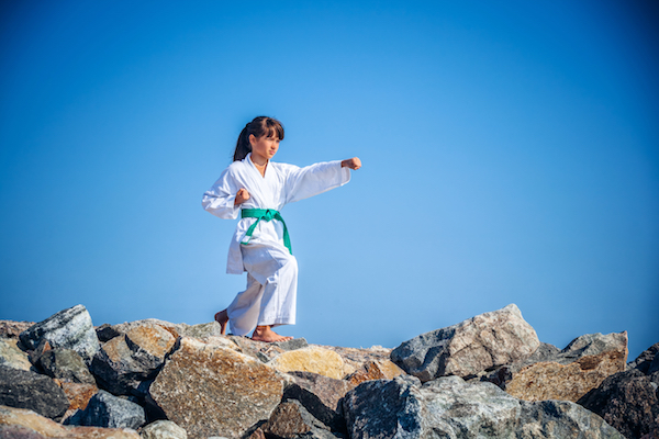 How Does Martial Arts Teach Kids to Deal with a Bully?