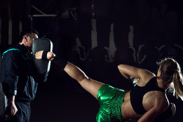 5 Reasons Why Women Should Start Kickboxing