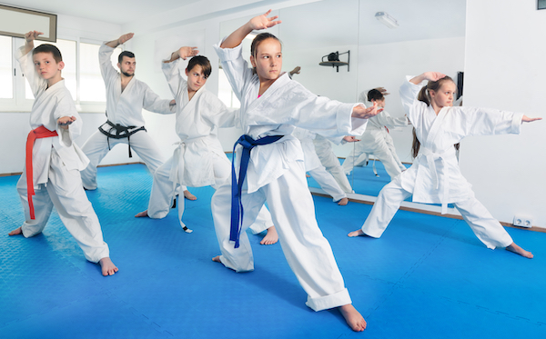 4 Ways to Develop Resilience Through Martial Arts