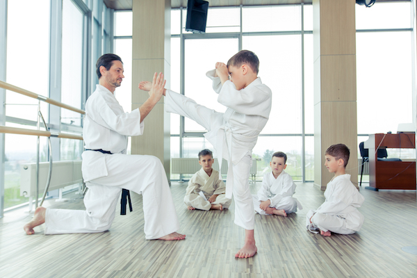 5 Reasons Why You Should Start Martial Arts