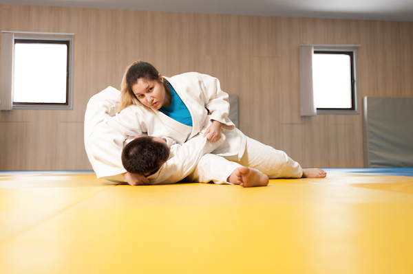 Women's BJJ – Commit to More than One Day of Self-Defense