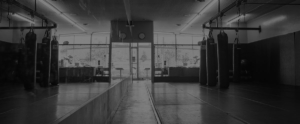 inside of Systems Training Center martial arts studio