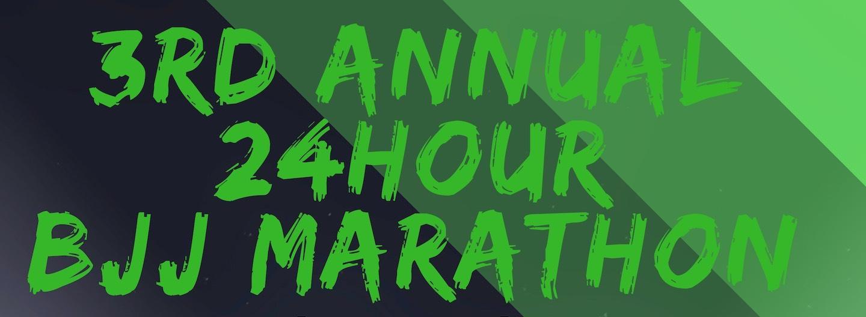 Liam's Life Foundation 3rd Annual 24 Hour BJJ Marathon