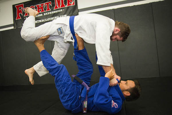 Brazilian Jiu-Jitsu: The Fundamentals