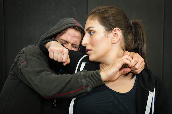 3 Reasons Why Women Love Krav Maga