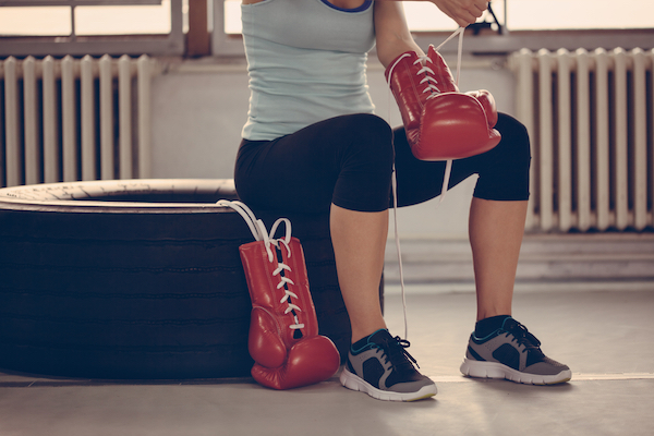 4 Reasons Why Kickboxing Should Be Your Next Workout