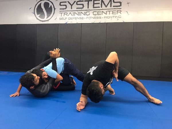 Using BJJ as Self-Defense