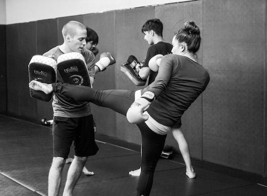 3 Benefits of Kickboxing