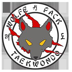 Wolfe Pack Taekwondo Logo
