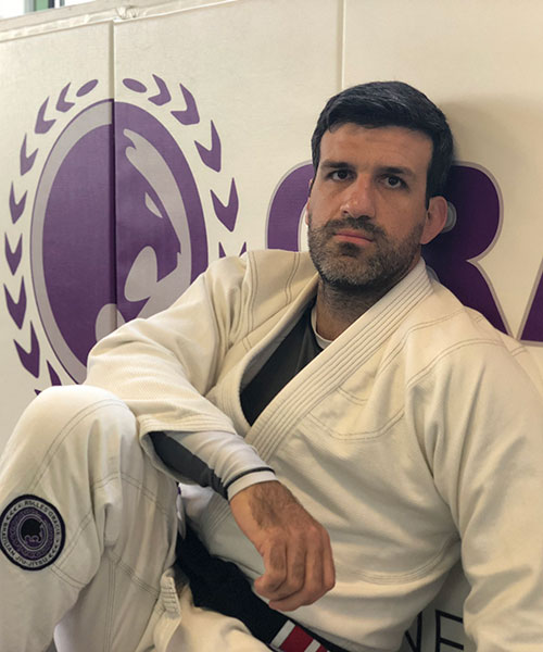 Prof. Rolles Gracie