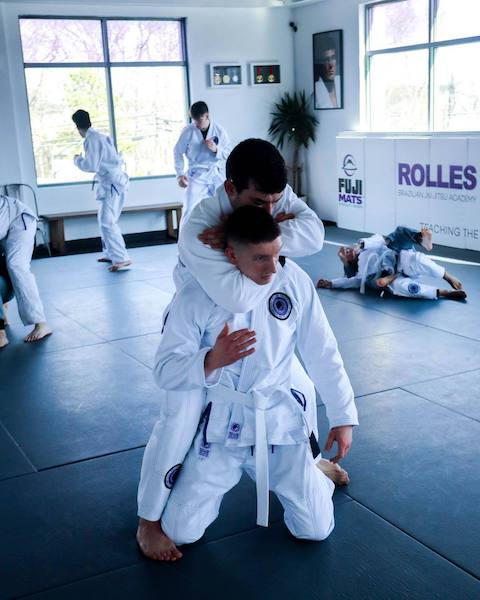 3 Tips to Avoid Overtraining in Jiu-Jitsu