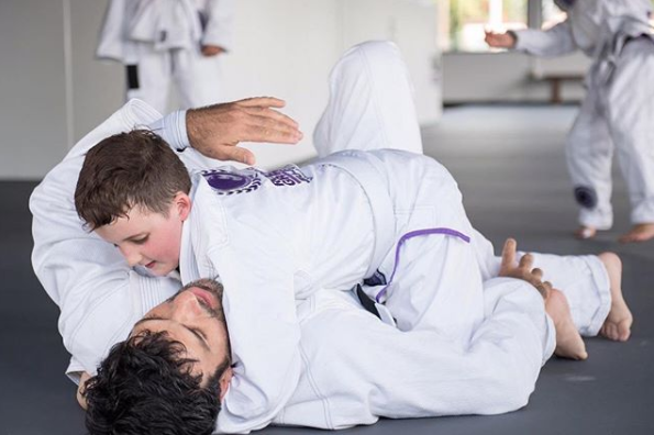 Managing a Bully through Martial Arts