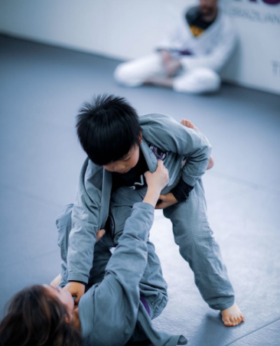Kids-Build-Self-Discipline-through-Martial-Arts-Rolles-Gracie-Academy