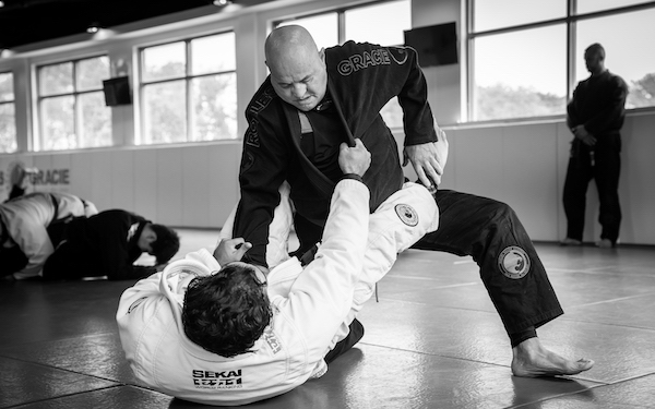 A Closer Look at Jiu-Jitsu as Self-Defense