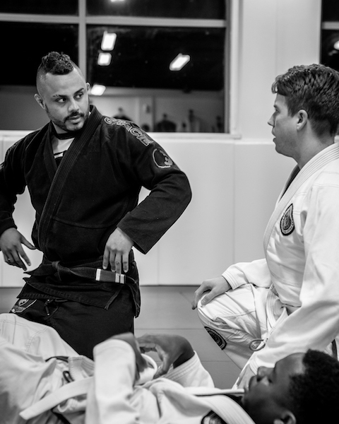 BJJ and the Art of Asking Questions
