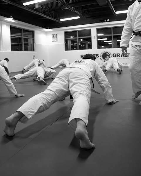 Jiu-Jitsu: Repetition and Long-Term Success