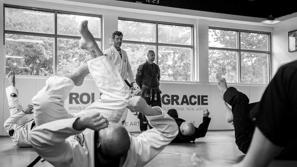 How to Create an Effective BJJ Training Mindset