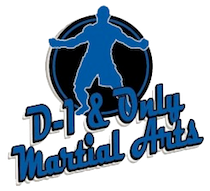 D1 & Only Martial Arts Academy Logo
