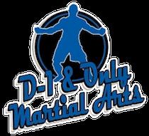 D1 & Only Martial Arts Academy Logo
