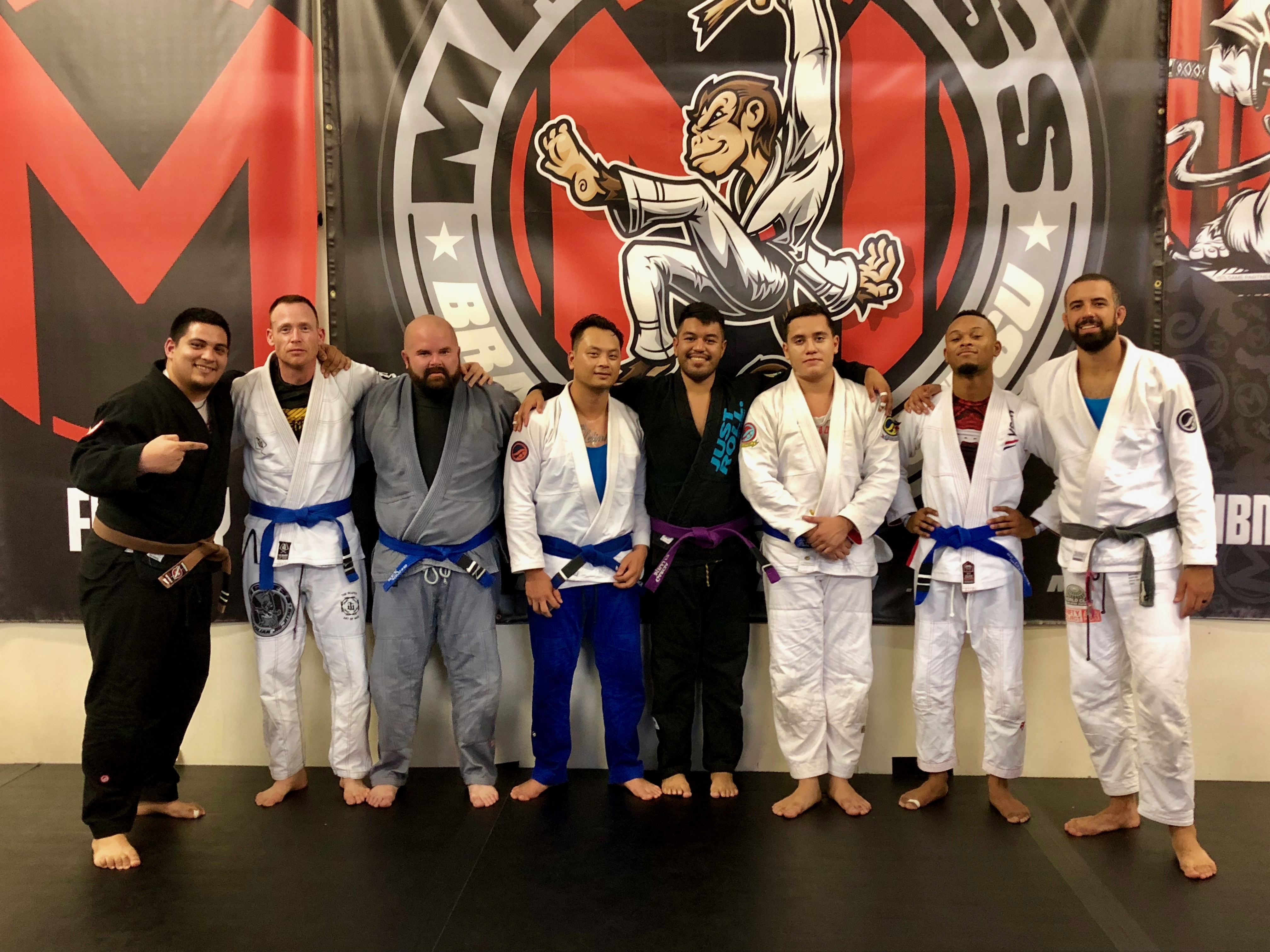 Cedar Hill Jiu-Jitsu is constantly improving!