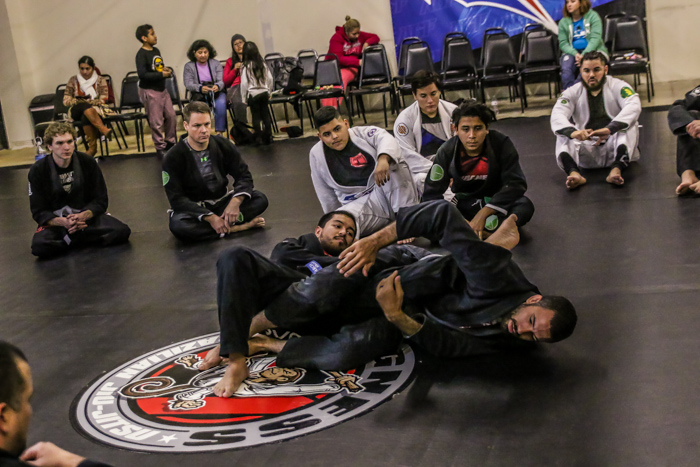 The Art of Teaching Jiu-Jitsu