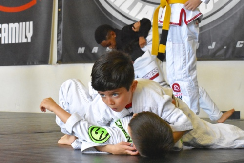 Welcome to Brazilian Jiu-Jitsu in Cedar Hill
