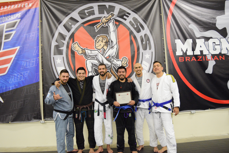 Jiu Jitsu is Family in Cedar Hill