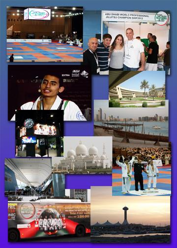 Abu Dhabi 2012 World Pro Jiu-Jitsu Championship
