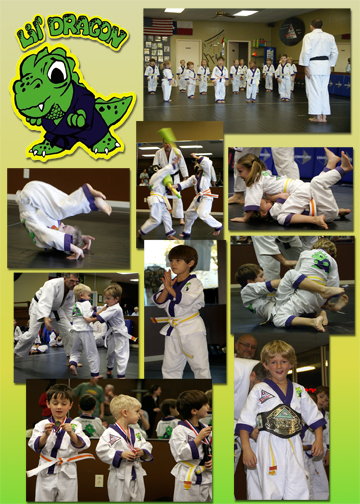 Our 1st Lil' Dragons Inter-School Tournament!!!