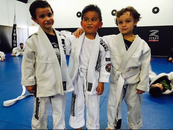 6 Ways Brazilian Jiu-Jitsu Changes Kids' Lives