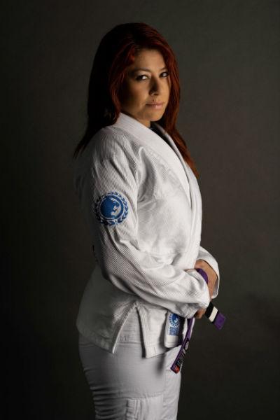 Coach Mayra Cardenas