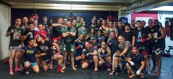 Main Street Boxing & Muay Thai and Savarese Fight Fit - Learn More
