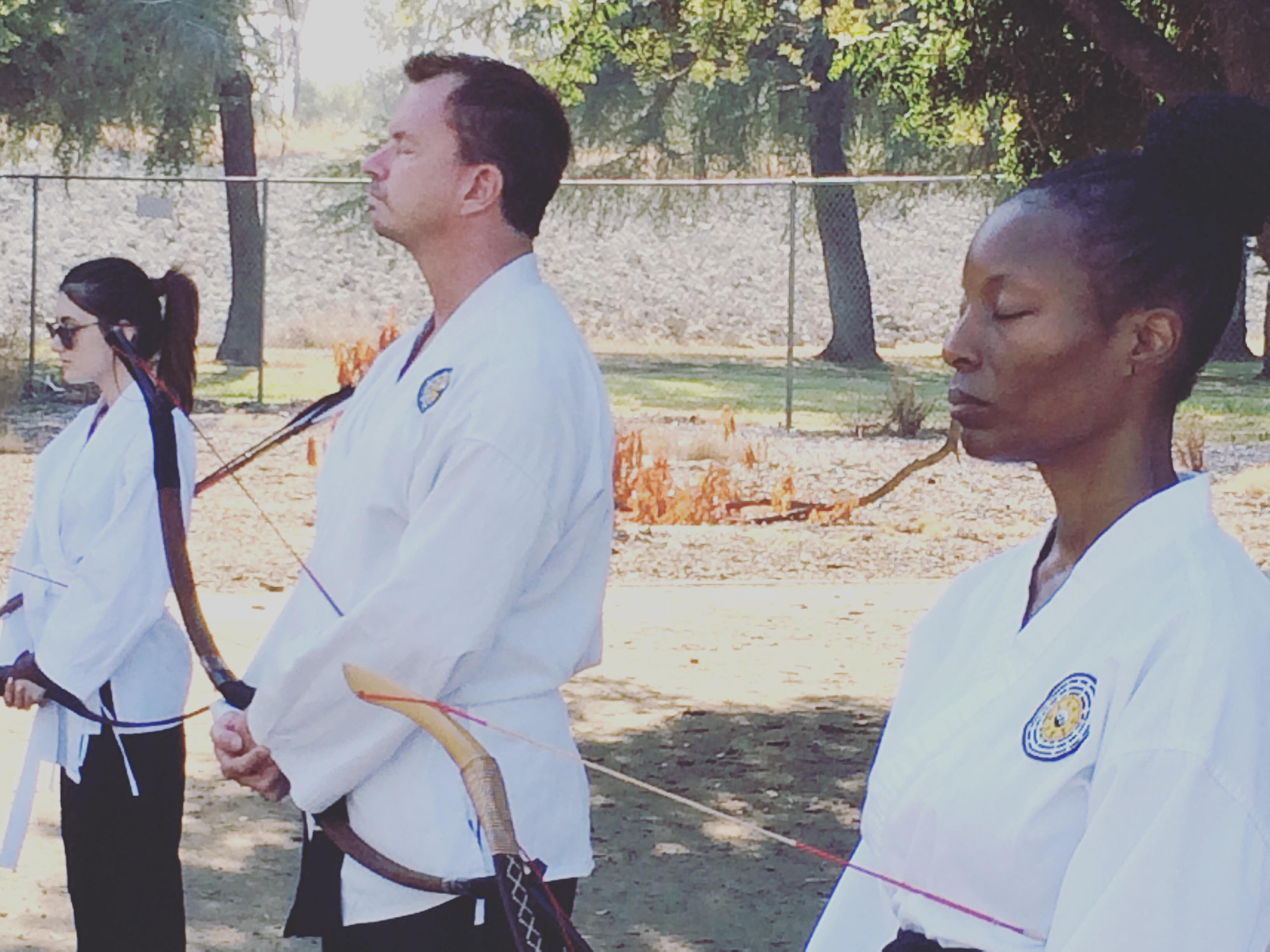 Art of Chinese Archery According to Master Ben Martin