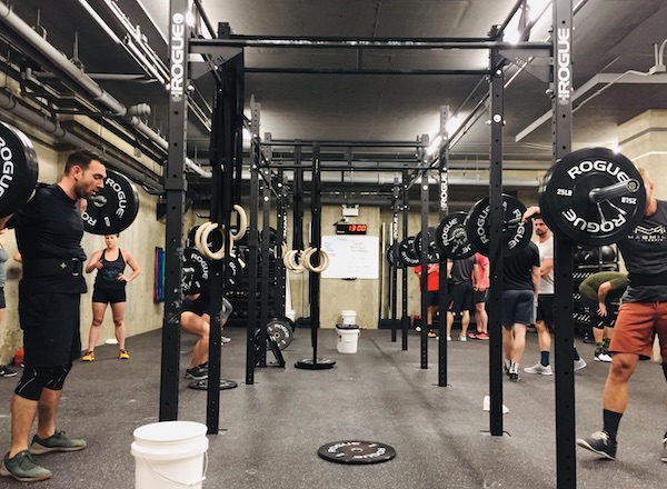 4 Benefits of CrossFit Group Classes