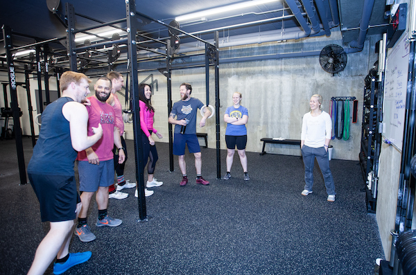 6 Tips for Your First CrossFit Class