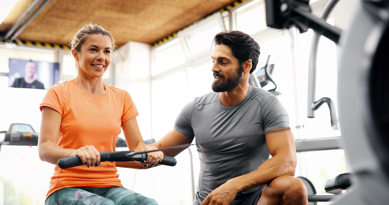 3 Benefits of Working with a Personal Trainer