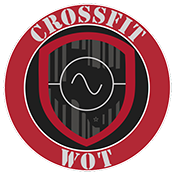 CrossFit Work Over Time Logo