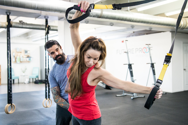 The What and The Why Behind TRX Suspension Training