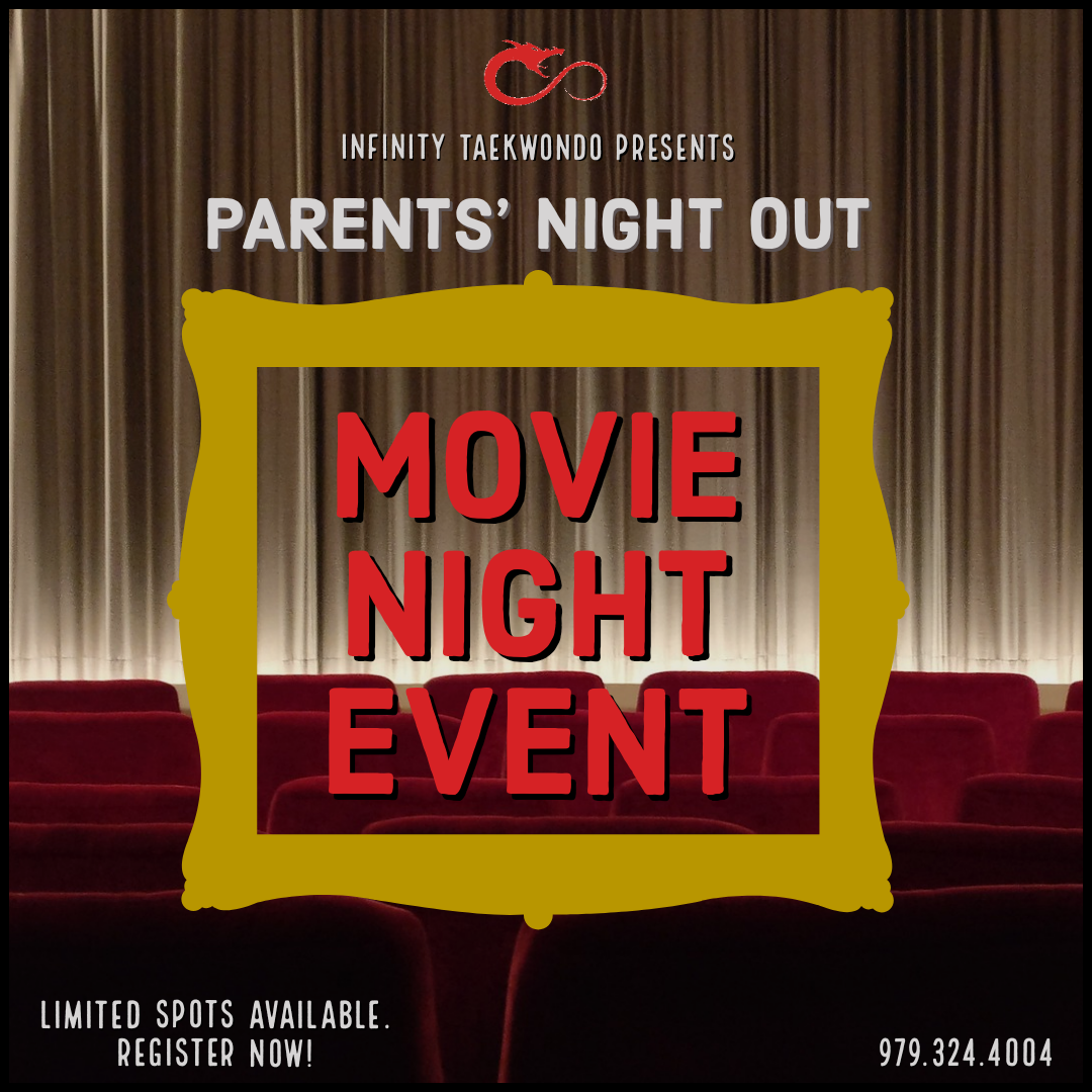 (March 20th from 6pm-9pm) – Parents Night Out