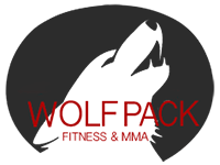 Wolfpack Fitness and MMA Logo