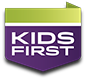 Kids First Gymnastics Logo