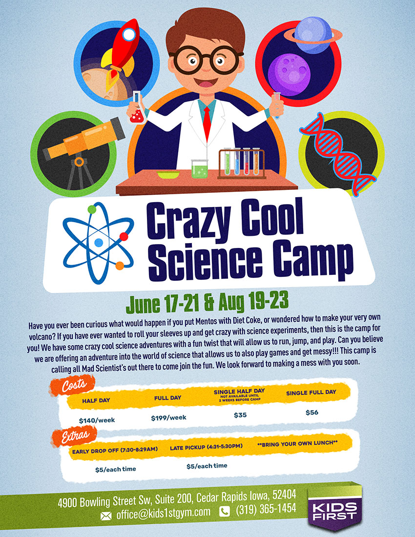 Crazy Cool Summer Camp