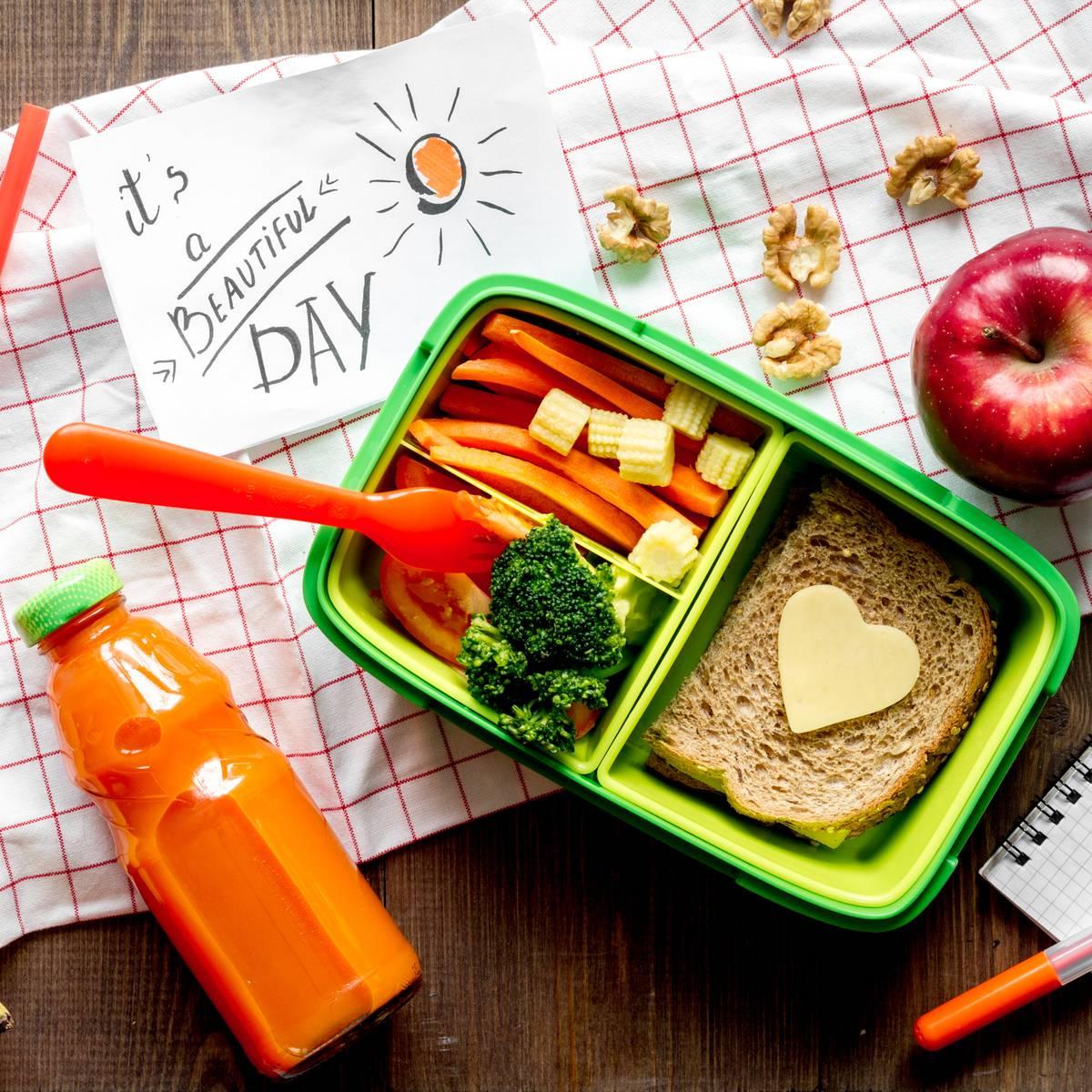 Easy School Lunch Hacks