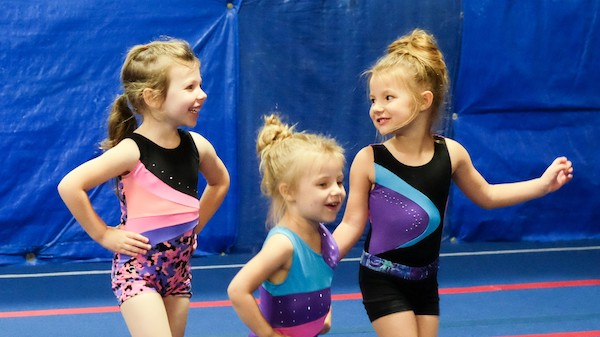 Building Self-Confidence Through Gymnastics