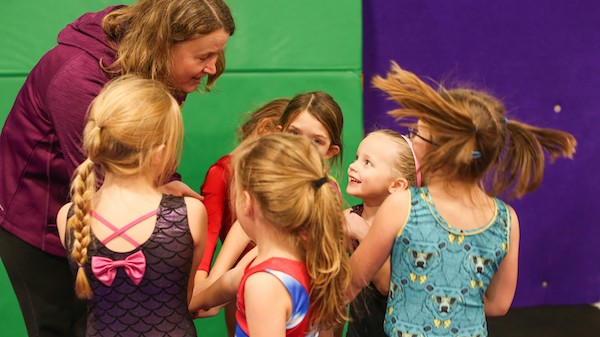 Positive Coaching: Life Lessons Learned Through Gymnastics
