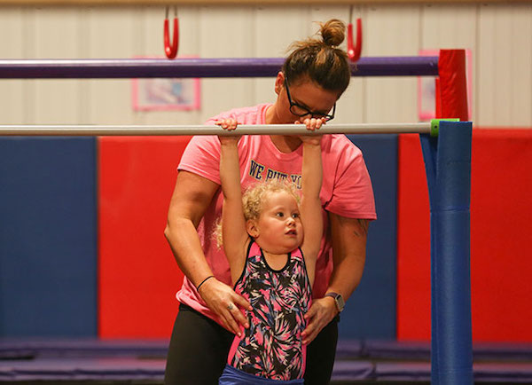 When Are Kids Ready to Start a Gymnastics Program?