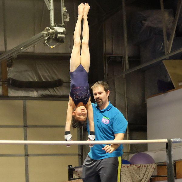 Learn to Set SMART Gymnastics Goals